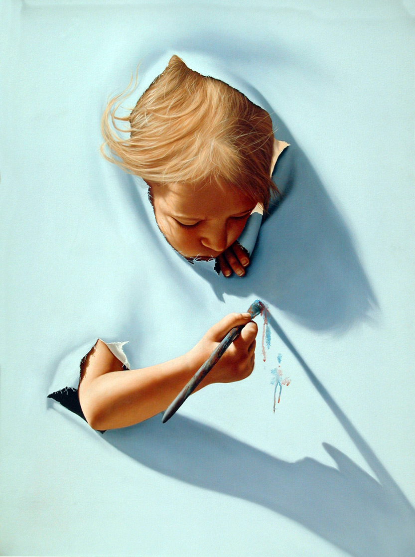 Jim Warren |Inspiring Surrealism