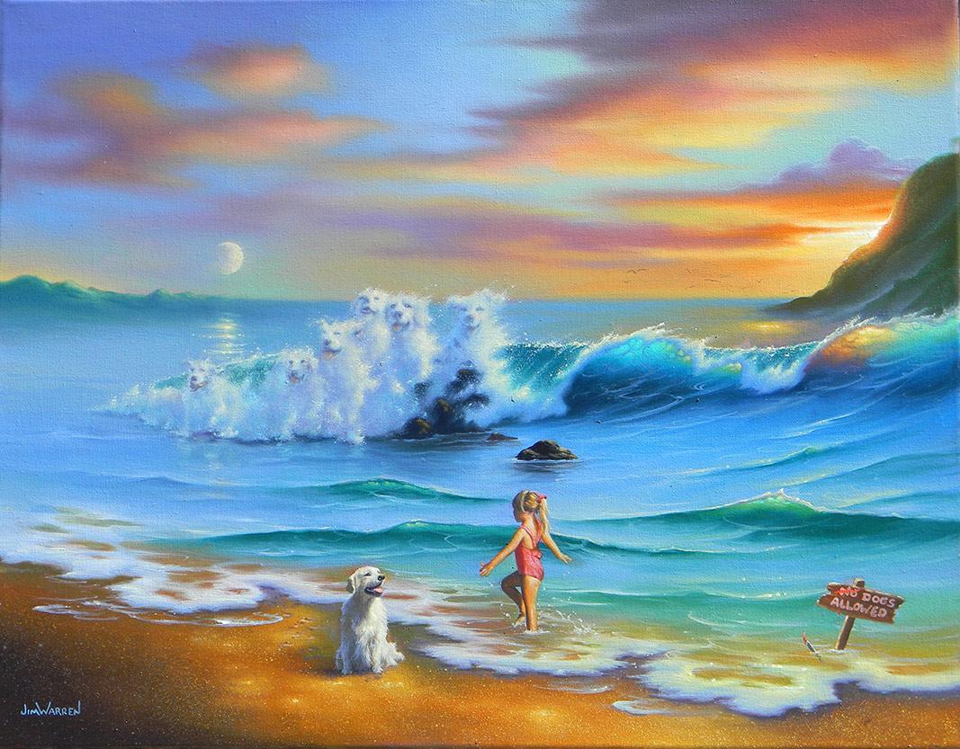 Dogs Allowed - Jim Warren Studios