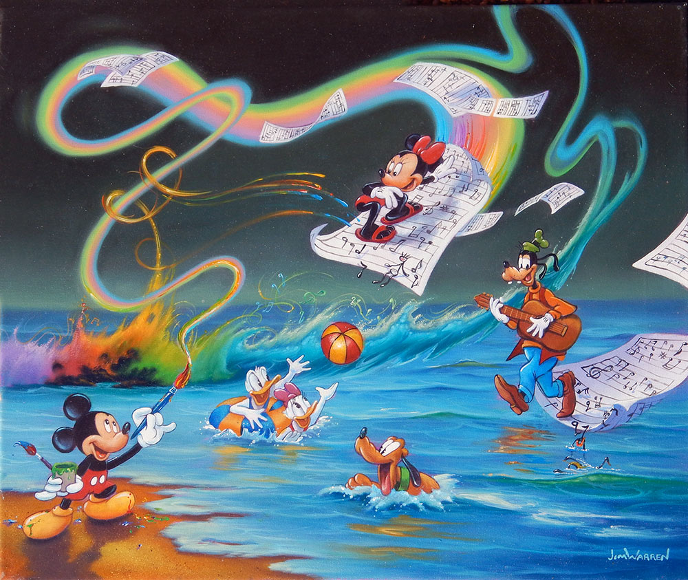 Mickey and the Gangs Happy Day