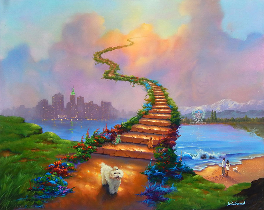 Portrait of All Dogs Go To Heaven 4