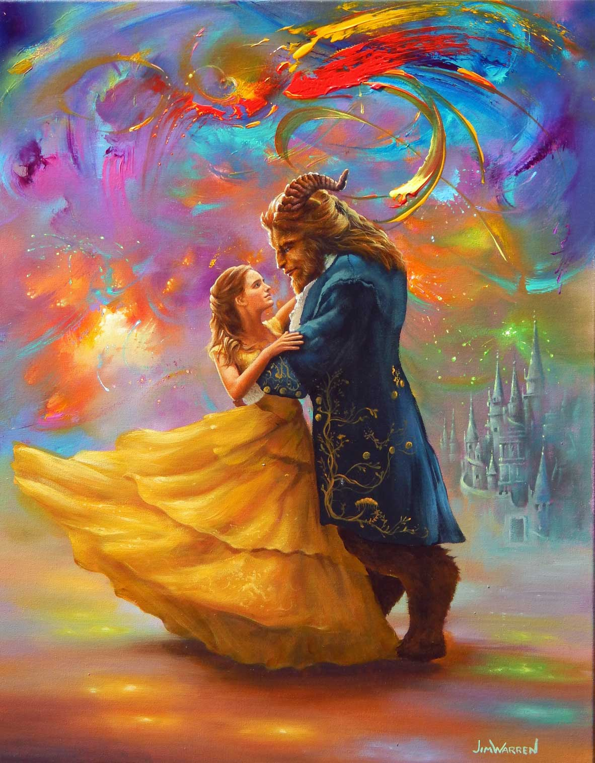 Beauty and the Beast - Jim Warren
