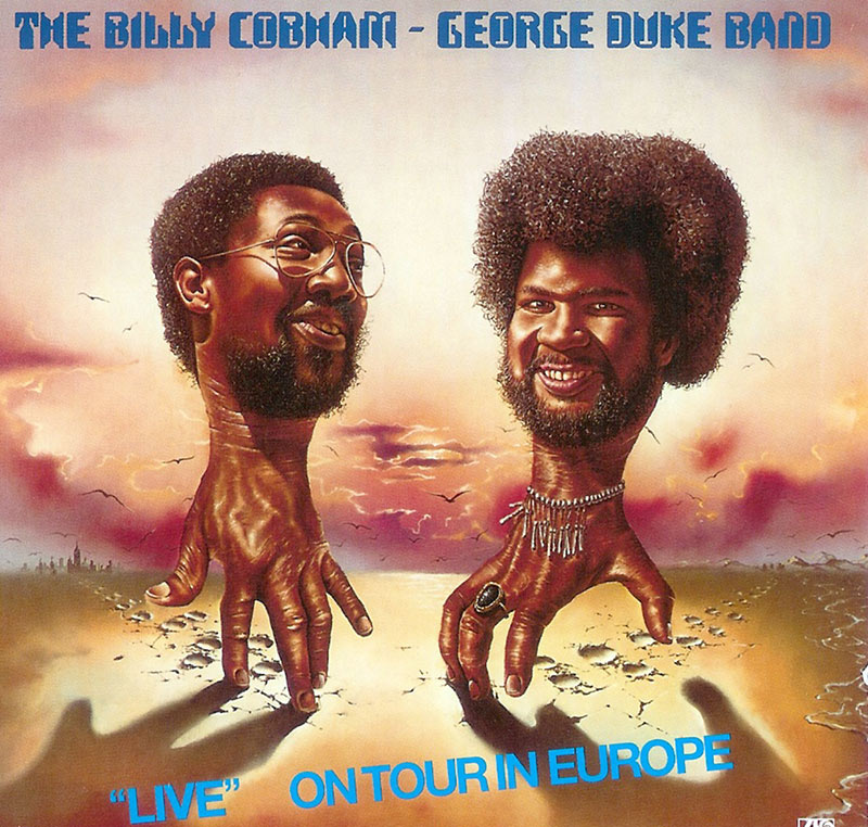 The Billy Cobham - George Duke Band Cover