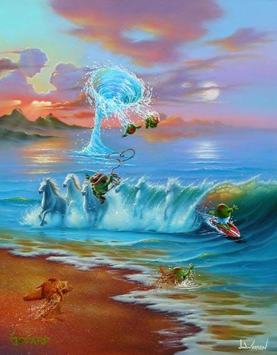 Commotion in the Ocean (Warren/Godard)