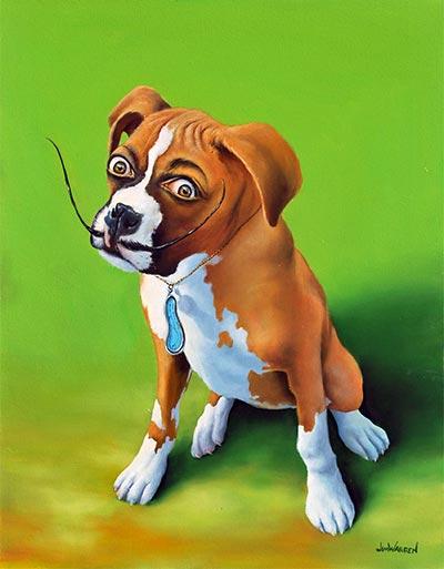 Dali's Dog