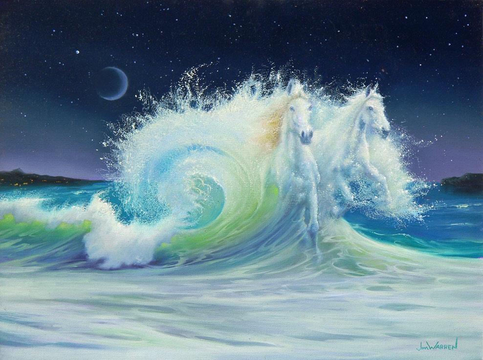The Restless Seas