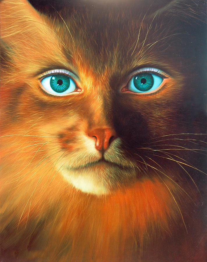 Cat Woman
