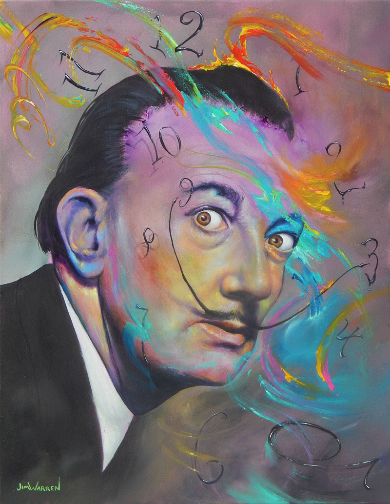 Dali; Man of His Own Time