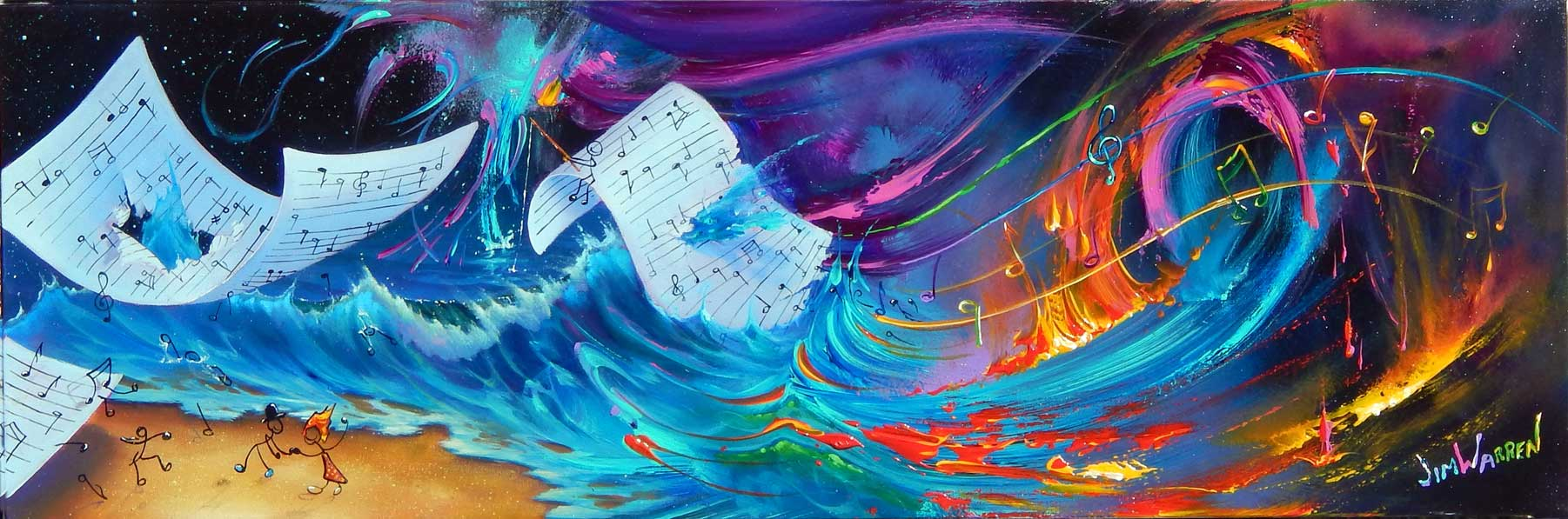 And Then There Was Music - Jim Warren
