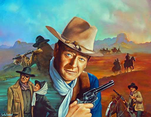 John Wayne - Jim Warren