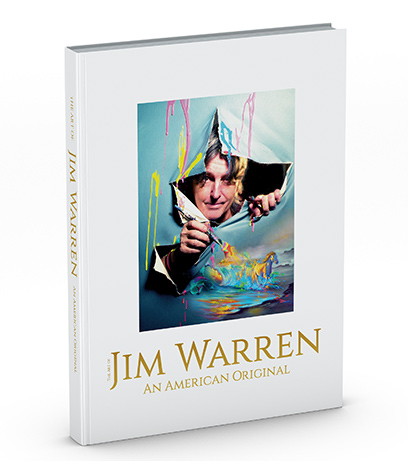 The Art of Jim Warren Fourth Edition
