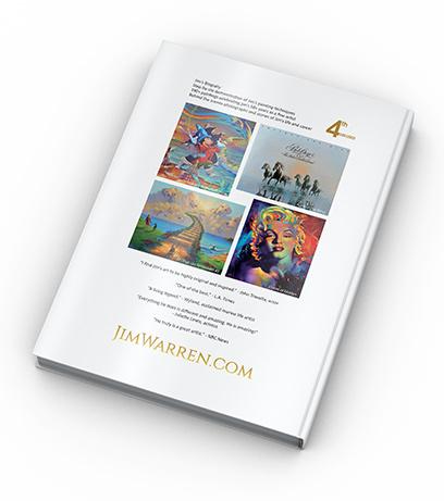 The Art of Jim Warren Fourth Edition