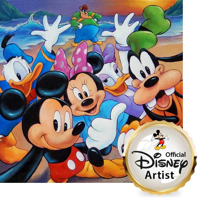 Jim Warren: Official Disney Artist