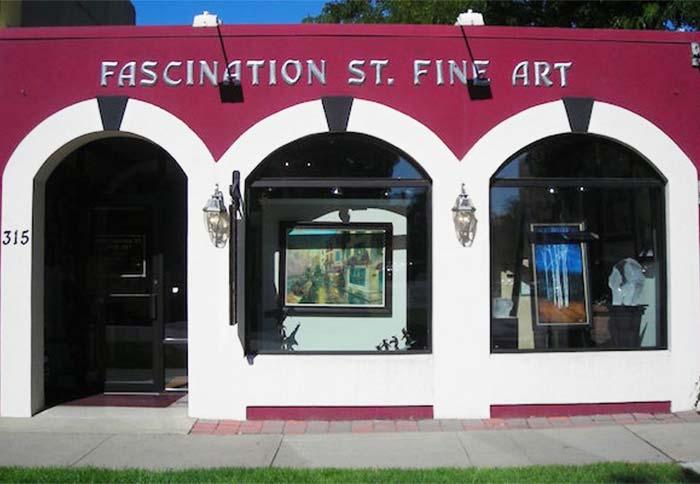 Fascination Street Fine Art