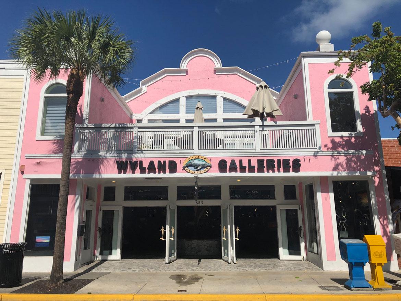 Wyland Gallery Key West