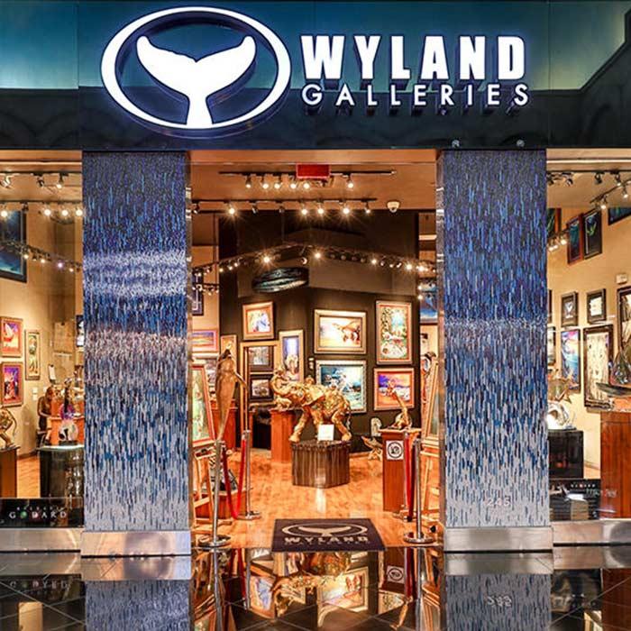 Wyland Galleries Las Vegas