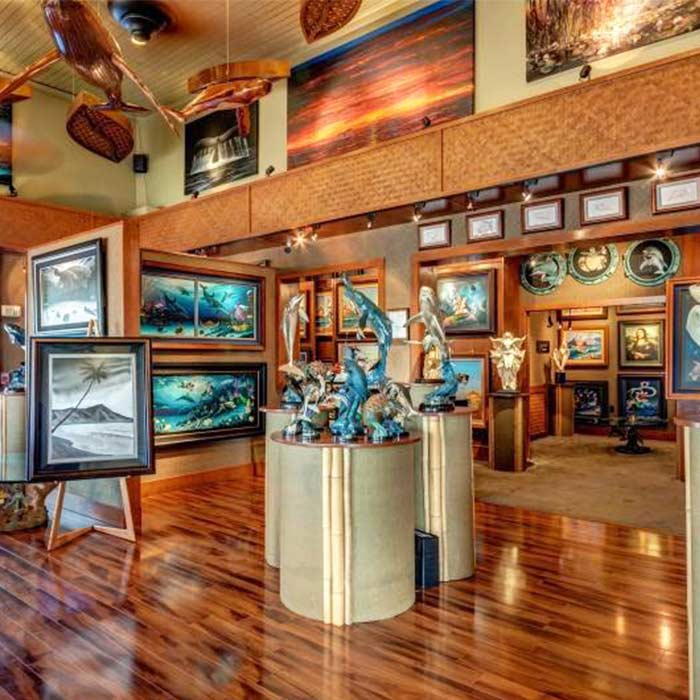 Wyland Galleries Port Canaveral