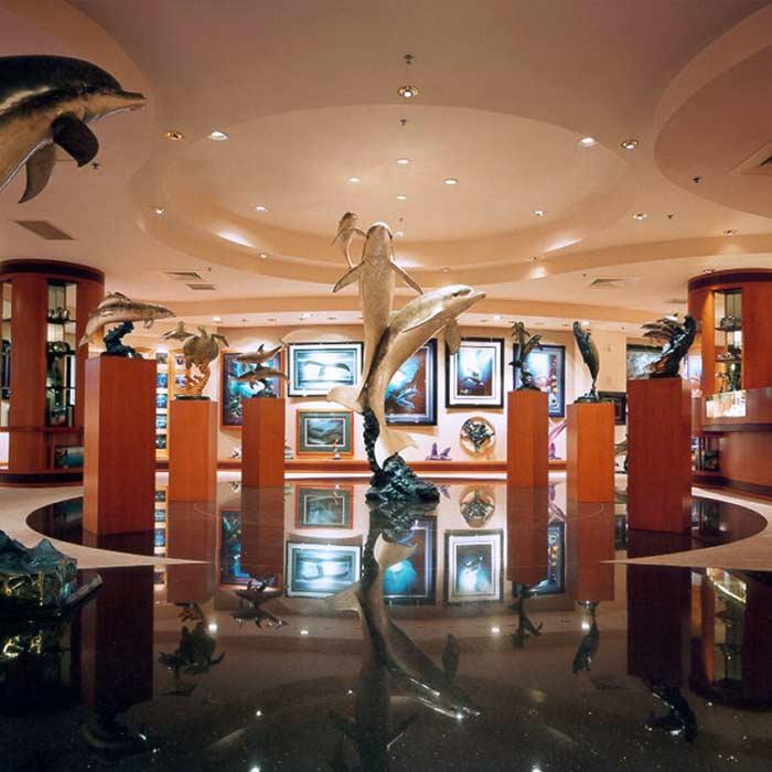 Wyland Galleries at the Disney Boardwalk Hotel