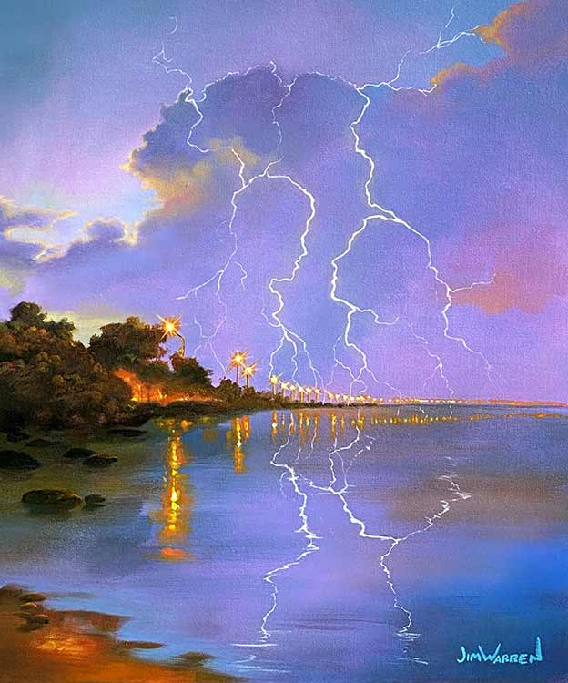 It's Electrifying by Jim Warren